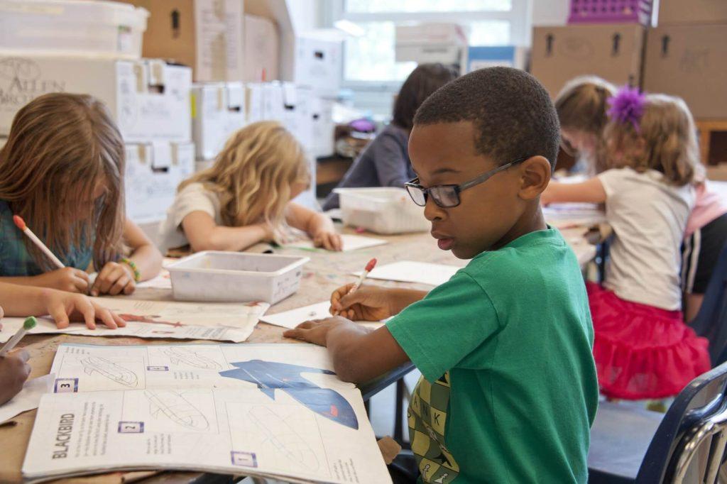 私立中学受験に小学校の内申点は関係なし。完全な実力勝負です。