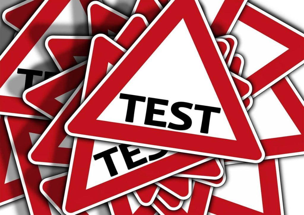 受験をする上での、倍率と不合格の人数